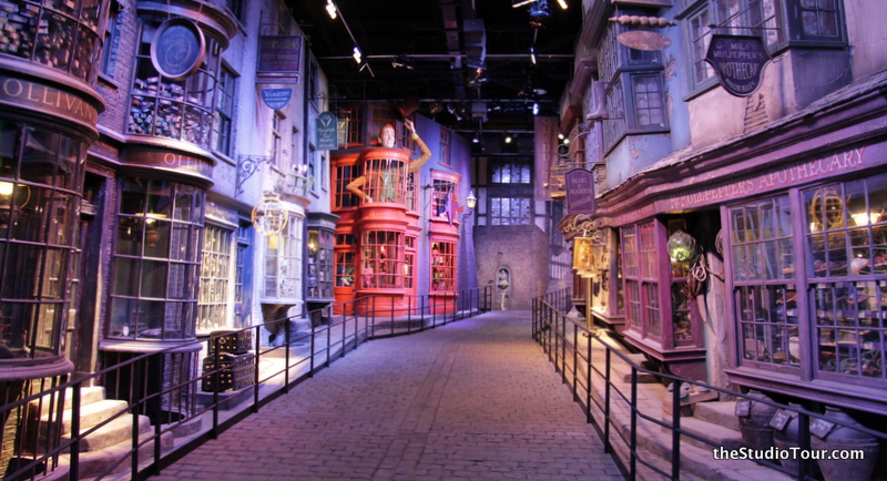 how to get to leavesden studios