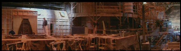 Casper - 1 - Whipstaff Manor set built inside Stage 12 (from DVD release)